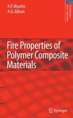 Gibson, A. G. - Fire Properties of Polymer Composite Materials, ebook