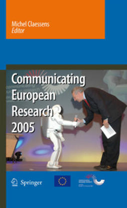 Claessens, Michel - Communicating European Research 2005, e-kirja
