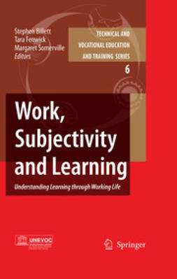 Billett, Stephen - Work, Subjectivity and Learning, ebook