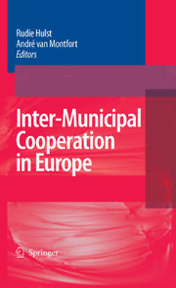Hulst, Rudie - Inter-Municipal Cooperation in Europe, ebook
