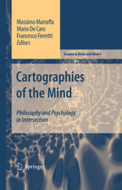 Caro, Mario De - Cartographies of the Mind, ebook