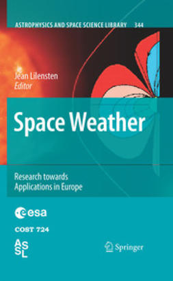 Lilensten, Jean - Space Weather, ebook