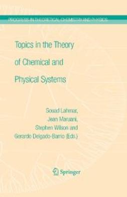 Delgado-Barrio, Gerardo - Topics in the Theory Of Chemical and Physical Systems, ebook