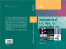 RANALLI, P. - Improvement of Crop Plants for Industrial End Uses, ebook