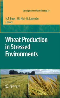 Buck, H. T. - Wheat Production in Stressed Environments, e-bok