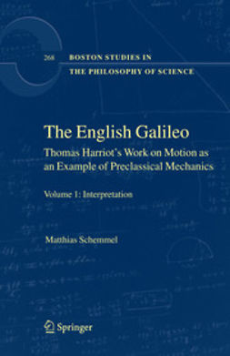 Schemmel, Matthias - The English Galileo, ebook