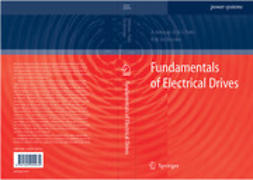 Doncker, Rik W. De - Fundamentals of Electrical Drives, ebook