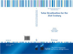 Cipollina, Andrea - Solar Desalination for the 21st Century, ebook