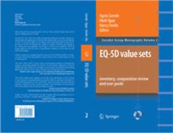 DEVLIN, NANCY - EQ-5D Value Sets, ebook