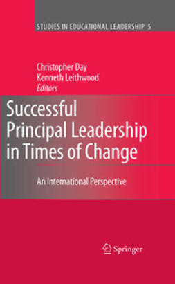 Day, Christopher - Successful Principal Leadership In Times Of Change, ebook