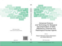 Marmiroli, Marta - Advanced Science and Technology for Biological Decontamination of Sites Affected by Chemical and Radiological Nuclear Agents, ebook