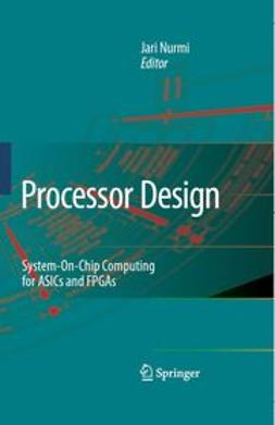 Nurmi, Jari - Processor Design, ebook
