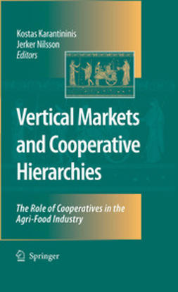 Karantininis, Kostas - Vertical Markets and Cooperative Hierarchies, ebook