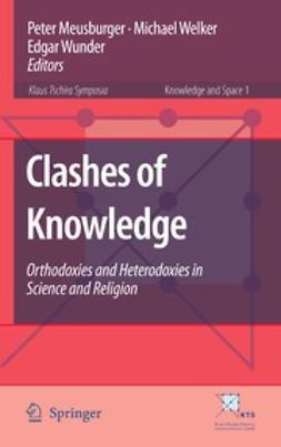 Meusburger, Peter - Clashes of Knowledge, ebook