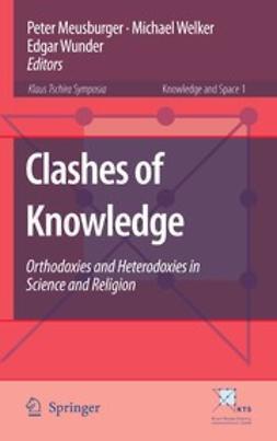 Meusburger, Peter - Clashes of Knowledge, e-kirja