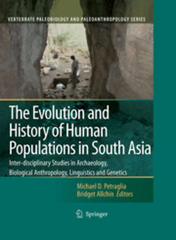 Allchin, Bridget - The Evolution and History of Human Populations in South Asia, ebook
