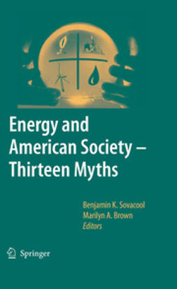 Brown, Marilyn A. - Energy and American Society – Thirteen Myths, ebook