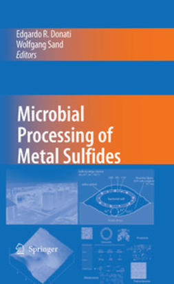 Donati, Edgardo R. - Microbial Processing of Metal Sulfides, ebook