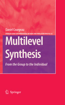 Daniel, Courgeau - Multilevel Synthesis, ebook