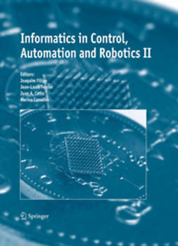 Filipe, Joaquim - Informatics in Control, Automation and Robotics II, ebook