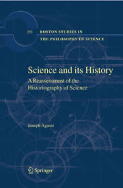 Agassi, Joseph - Science and its History, e-kirja