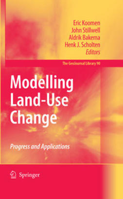 Koomen, Eric - Modelling Land-Use Change, ebook