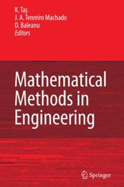 Baleanu, D. - Mathematical Methods in Engineering, e-kirja