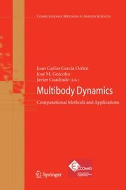 Cuadrado, Javier - Multibody Dynamics, e-kirja