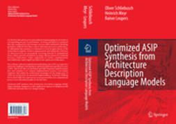 Leupers, Rainer - Optimized ASIP Synthesis from Architecture Description Language Models, ebook