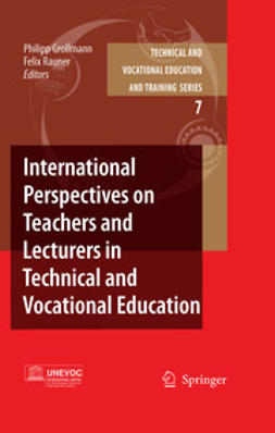 Grollmann, Philipp - International Perspectives on Teachers and Lecturers in Technical and Vocational Education, ebook
