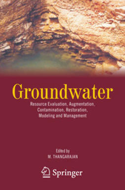 Thangarajan, M. - Groundwater, ebook