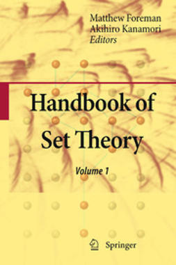 Foreman, Matthew - Handbook of Set Theory, e-bok