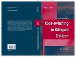 Cantone, Katja F. - Code-Switching in Bilingual Children, ebook