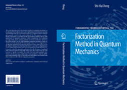 Dong, Shi-Hai - Factorization Method in Quantum Mechanics, e-kirja