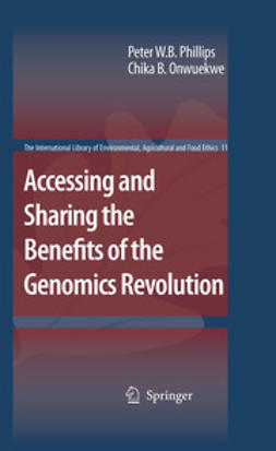 Onwuekwe, Chika B. - Accessing and Sharing the Benefits of the Genomics Revolution, ebook