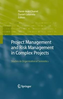 Charrel, Pierre-Jean - Project Management and Risk Management in Complex Projects, ebook