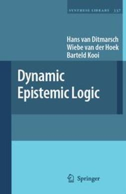 Ditmarsch, Hans - Dynamic Epistemic Logic, ebook
