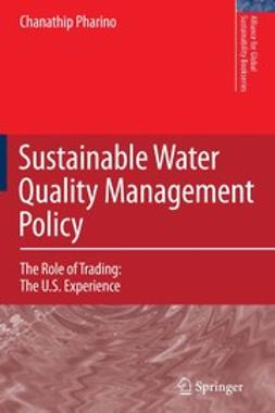 Pharino, C. - Sustainable Water Quality Management Policy, ebook
