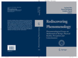 Boi, Luciano - Rediscovering Phenomenology, ebook