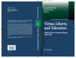 Broad, Jacqueline - Virtue, Liberty, and Toleration, ebook
