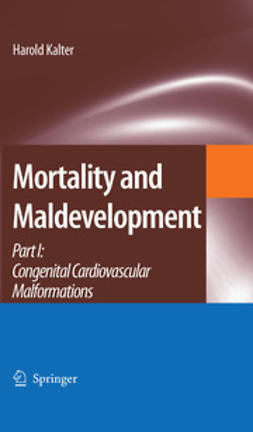 Kalter, Harold - Mortality and Maldevelopment, ebook