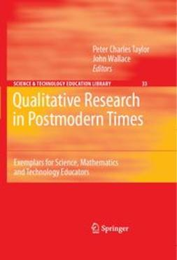 Taylor, Peter C. - Contemporary Qualitative Research, ebook