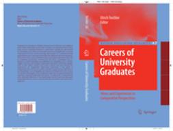 Teichler, Ulrich - Careers of University Graduates, e-bok