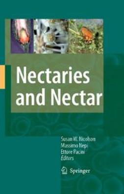 Nepi, Massimo - Nectaries and Nectar, ebook