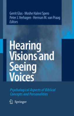 Glas, Gerrit - Hearing Visions and Seeing Voices, ebook
