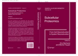 Subcellular Proteomics