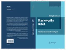 Nottelmann, Nikolaj - Blameworthy Belief, e-bok