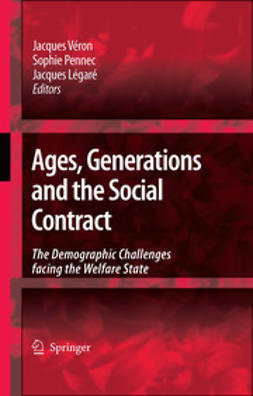 Légaré, Jacques - Ages, Generations and the Social Contract, ebook