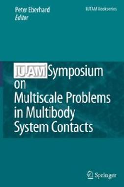 Eberhard, Peter - IUTAM Symposium on Multiscale Problems in Multibody System Contacts, ebook