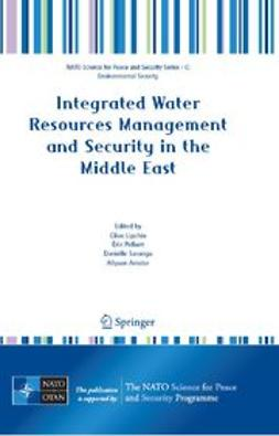 Amster, Allyson - Integrated Water Resources Management and Security in the Middle East, e-kirja